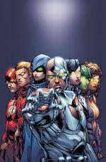 Titans Vol 2 11 (Virgin)
