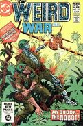 Weird War Tales 101