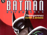 The Batman Adventures: Dangerous Dames & Demons (Collected)