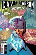 Cave Carson Has a Cybernetic Eye Vol 1 1