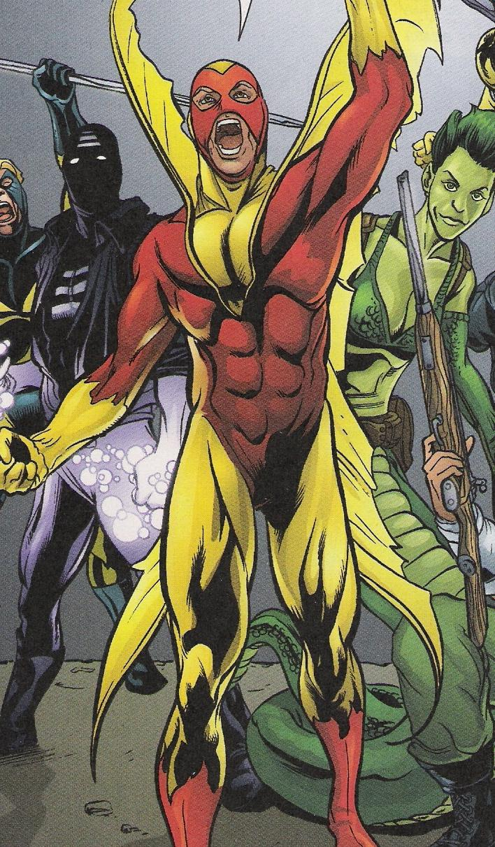 Firebug Iii New Earth Dc Database Fandom Powered By