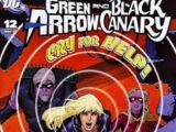 Green Arrow and Black Canary Vol 1 12