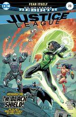 Justice League Vol 3 23