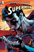 Superman The Coming of the Supermen Vol 1 3