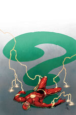 Another formidable opponent - the Flash