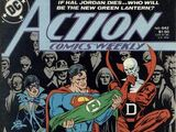 Action Comics Vol 1 642