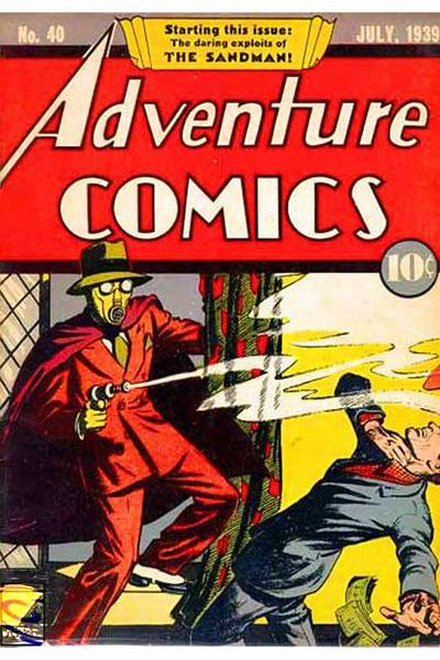 Image result for Adventure Comics #40
