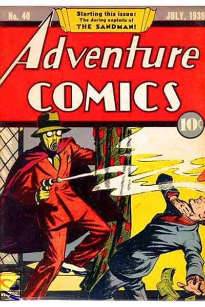 Image result for Adventure Comics #40