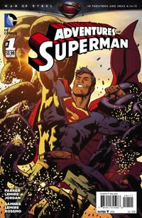 Adventures of Superman Vol 2 1