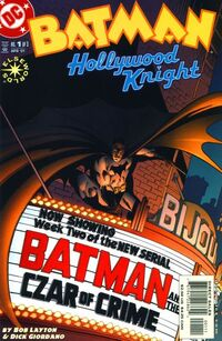 Batman Hollywood Knight 1