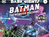 Batman: The Murder Machine Vol 1 1