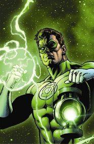 Green Lantern Rebirth 1 variant virgin