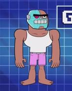 Grobyc (Earth-Teen Titans)