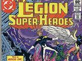 Legion of Super-Heroes Vol 2 284