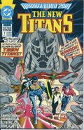 New Titans Annual 7
