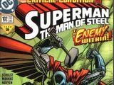 Superman: The Man of Steel Vol 1 102