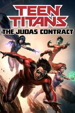 Teen Titans The Judas Contract Box Art