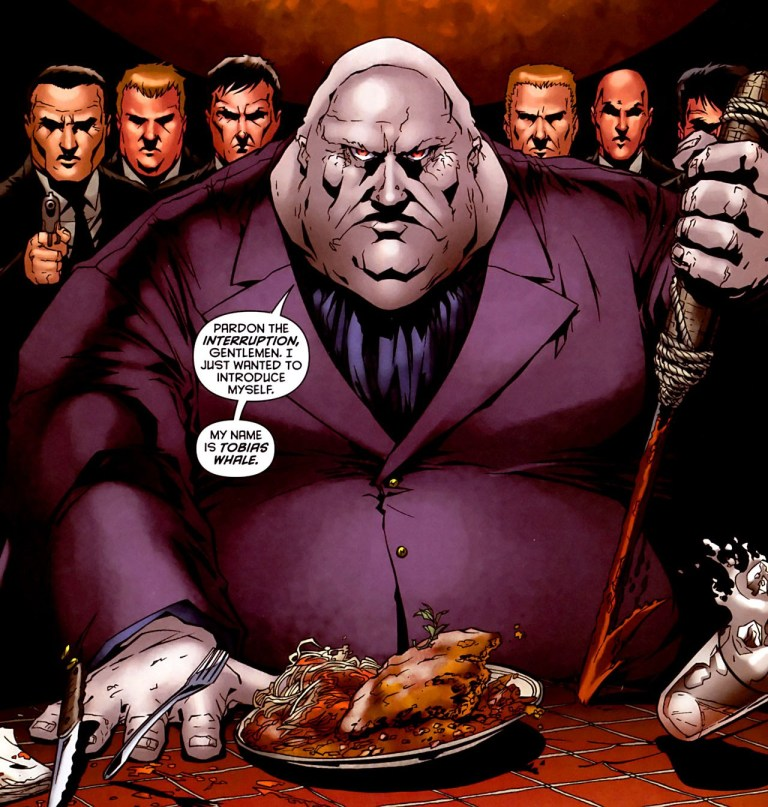Tobias Whale New Earth Dc Database Fandom Powered By
