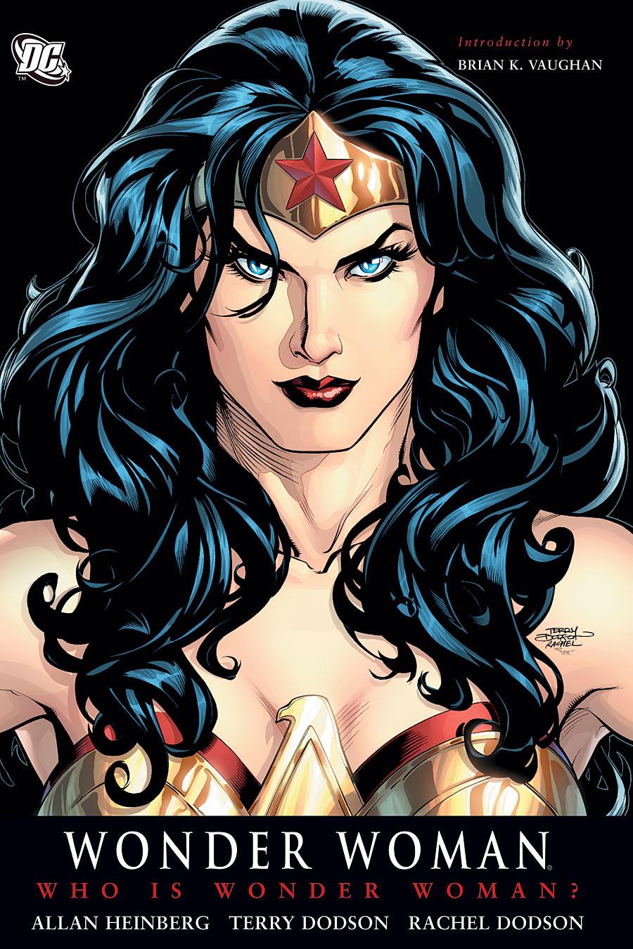 Wonder Woman Who Is Wonder Woman Dc Database Fandom Powered By