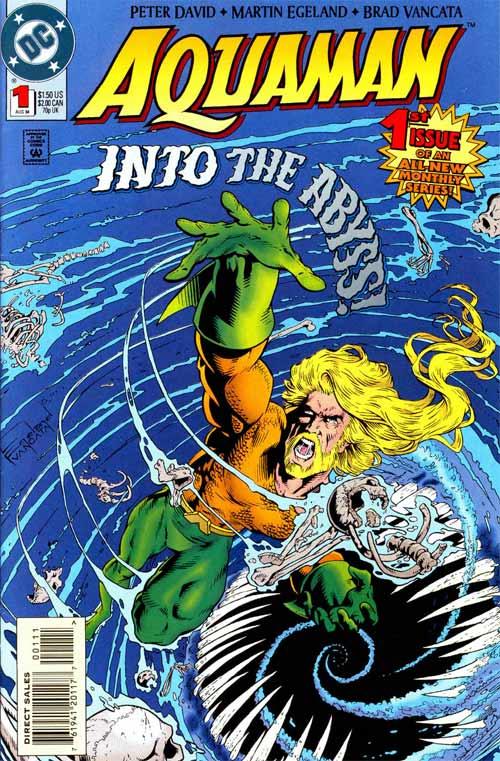 1994-2001 #24 Aquaman Vol 5