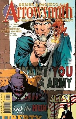Arrowsmith Cover