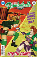 DC Comics Bombshells Vol 1 14