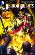 Demon Knights Vol 1 8
