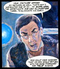 Doctor Seltsam Castle of the Bat 001