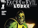 Faces of Evil: Kobra Vol 1 1