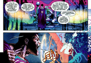 Final Crisis 7 Superman shatters Darkseid