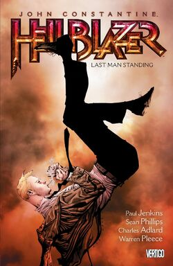 Cover for the Hellblazer: Last Man Standing Trade Paperback
