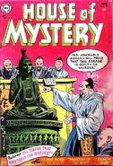 House of Mystery v.1 30