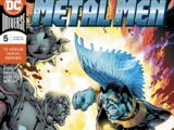 Metal Men Vol 4 5