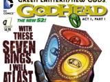 New Gods: Godhead Vol 1 1