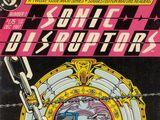 Sonic Disruptors Vol 1 1