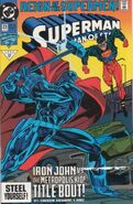 Superman Man of Steel Vol 1 23