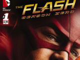The Flash: Season Zero Vol 1 1