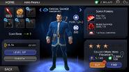 Vandal Savage DC Legends 0001
