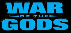 War of the Gods (1991) logo2