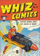 Whiz Comics 12