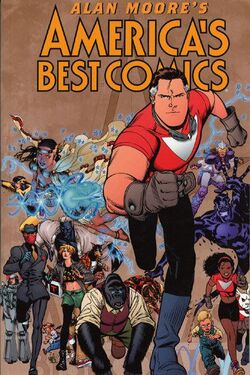 Cover for the America's Best Comics Trade Paperback