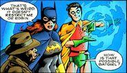 Batgirl Nail 001