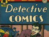Detective Comics Vol 1 109