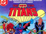 New Teen Titans Drug Awareness Special (NSDI)