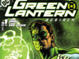 Green Lantern: Rebirth Vol 1