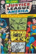 Justice League of America v.1 58