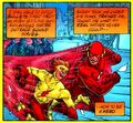 Kid Flash Wally West 005