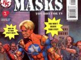 Masks: Too Hot for TV Vol 1 1