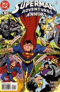 Superman Adventures Annual 1