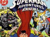 Superman Adventures Annual Vol 1 1